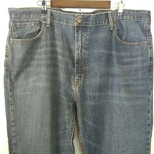 Levi 559 relaxed fit straight leg jeans